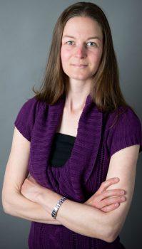 Smiling photograph of Hamilton pelvic floor physiotherapist Danielle van Andel